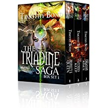 The Triadine Saga Box Set 1: An Epic Fantasy