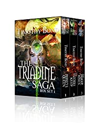 The Triadine Saga Box Set 1: An Epic Fantasy