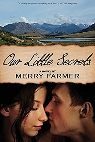 book cover of Our Little Secrets