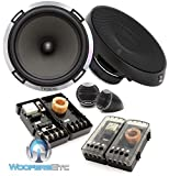 "Focal PS 165 6.5"" 160 Watts RMS 2-Way Performance Series Component Speakers System"