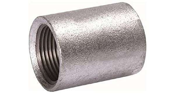 Mueller Galvanized Left And Right Thread Coupling