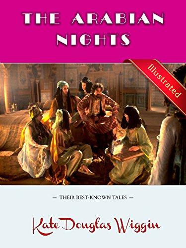 """The Arabian Nights (Illustrated) - Their Best-known Tales"" av Kate Douglas Wiggin"