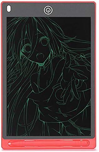 LKJASDHL 液晶タブレット電子ボード子供の落書きエレクトロニクス8.5インチ液晶ライティングタブレットラップトップ用デジタルライティングパッド (色 : レッド)