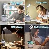 Desk Lamp Kids with Small Night Light LED USB