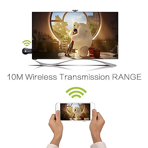 chic 1080P AnyCast WiFi Display Receiver 2 4G HDMI DLNA Airplay