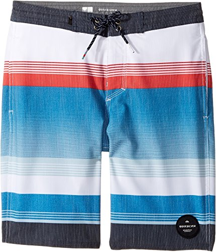 Quiksilver Boys Swell Vision 17 Boardshort 29 Estate Blue