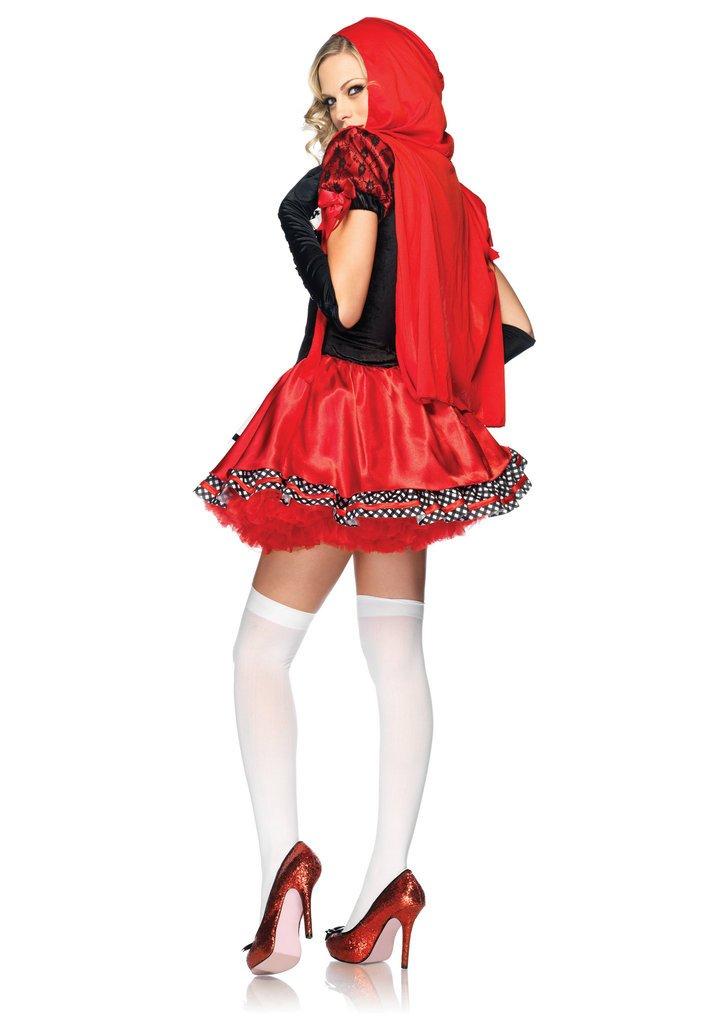Leg Avenue - Disfraz de caperucita para mujer, talla UK 8 (8384601011): Amazon.es: Juguetes y juegos