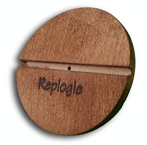 Biscuit Resonator Guitar - Replogle Reso REP-BM-BR Resonator Biscuit Bridge, Maple