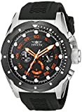 Image of Invicta Men's 20305 Speedway Stainless Steel Watch with Black Band