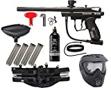Action Village Kingman Spyder Epic Paintball Gun Package Kit (Victor)