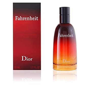 7f94adfc18 Fahrenheit Aftershave Lotion by Christian Dior for Men,3.4oz