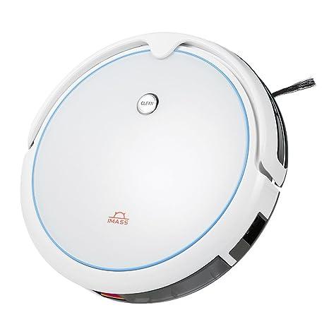 decdeal imass A3 Aspiradora robot limpiacristales, 6 Lavado, 1200 PA ventosa Impresión, incluye