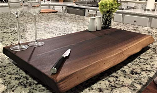 Black Walnut Large, Gorgeous, Full-of-Character, Forest-to-Table for sale  Delivered anywhere in Canada