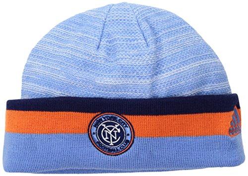 fan products of MLS New York City FC Adult Men MLS SP17 Fan Wear Watch Cap,Osfa,Blue
