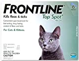 MERIAL 004FLTSM-CAT Frontline for Cats, All Weights, 6 Month, My Pet Supplies