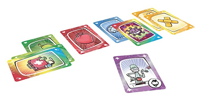 GAMEFACTORY 646239 Virus! Juego de Cartas: Amazon.es ...