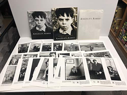 1999 ANGELA'S ASHES Movie Press Kit with 8 x 10 Photo Set (1-21) & Handbook of Production Information, Folder