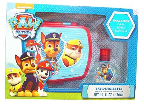 Paw-Patrol-Set-Eau-de-Toilette-30-ml-Snack-box-Boys