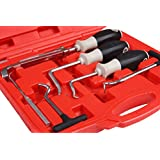 6 Piece Hose Removal Kit, Seal Removal Tool by Shankly