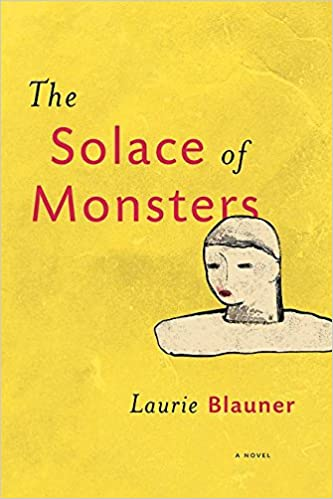 The solace of monsters laurie blauner 9781935248880 amazon books fandeluxe Image collections