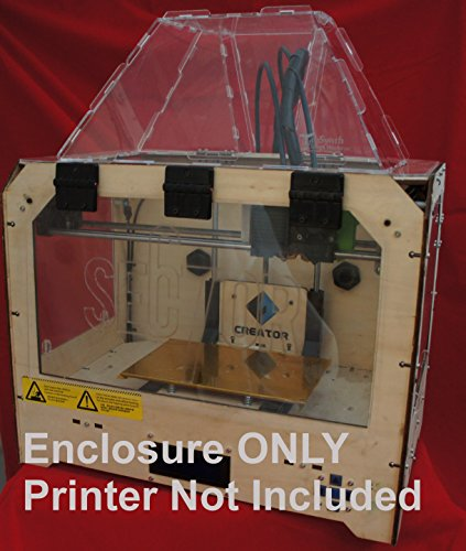 Enclosure Makerbot Replicator Style Printer