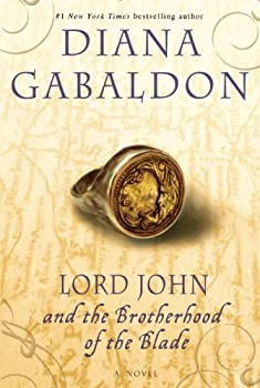 Lord John and the Brotherhood of the Blade 0385337493 Book Cover