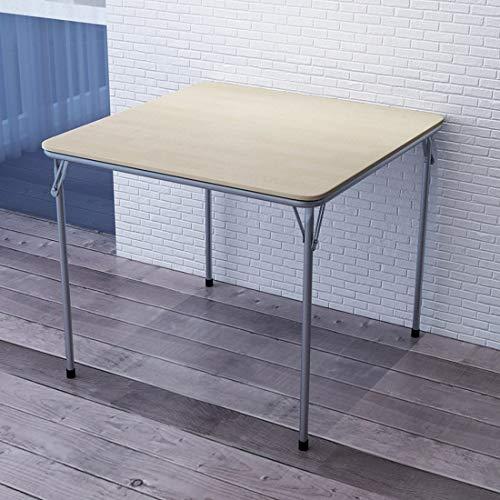 Table 85cmplate X Bois En D'extérieur Pliante Tabledominospoker85 jLR54A3