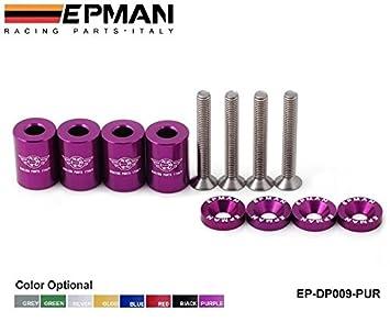 """epman 1 """"Billet elevador de espaciador de ventilación Campana Kits para todos turbo/"""