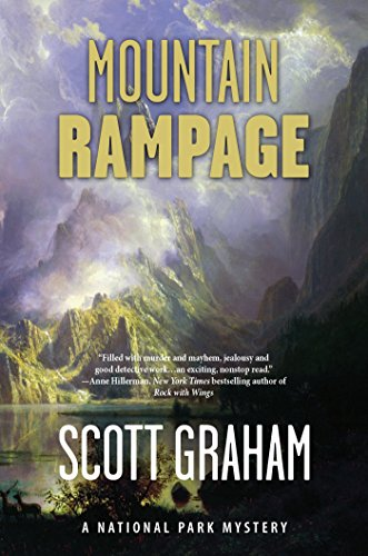 (Mountain Rampage: A National Park Mystery (National Park Mystery Series Book 2))
