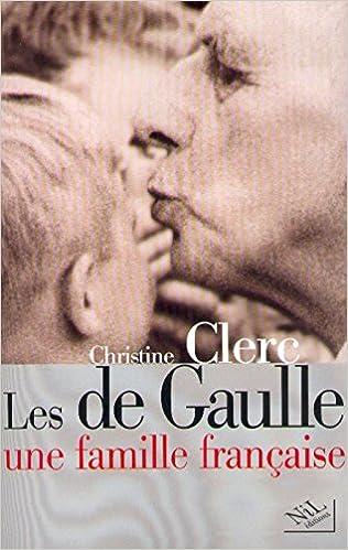 Livres gratuits Les de Gaulle, une famille française epub pdf