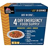 Mountain House 4 Day Emergency Kit