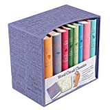 img - for Word Cloud Classics: 8 Book Box Set Lavender Case book / textbook / text book
