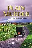 Plain Murder (An Amish Mystery)