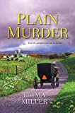 img - for Plain Murder (An Amish Mystery) book / textbook / text book