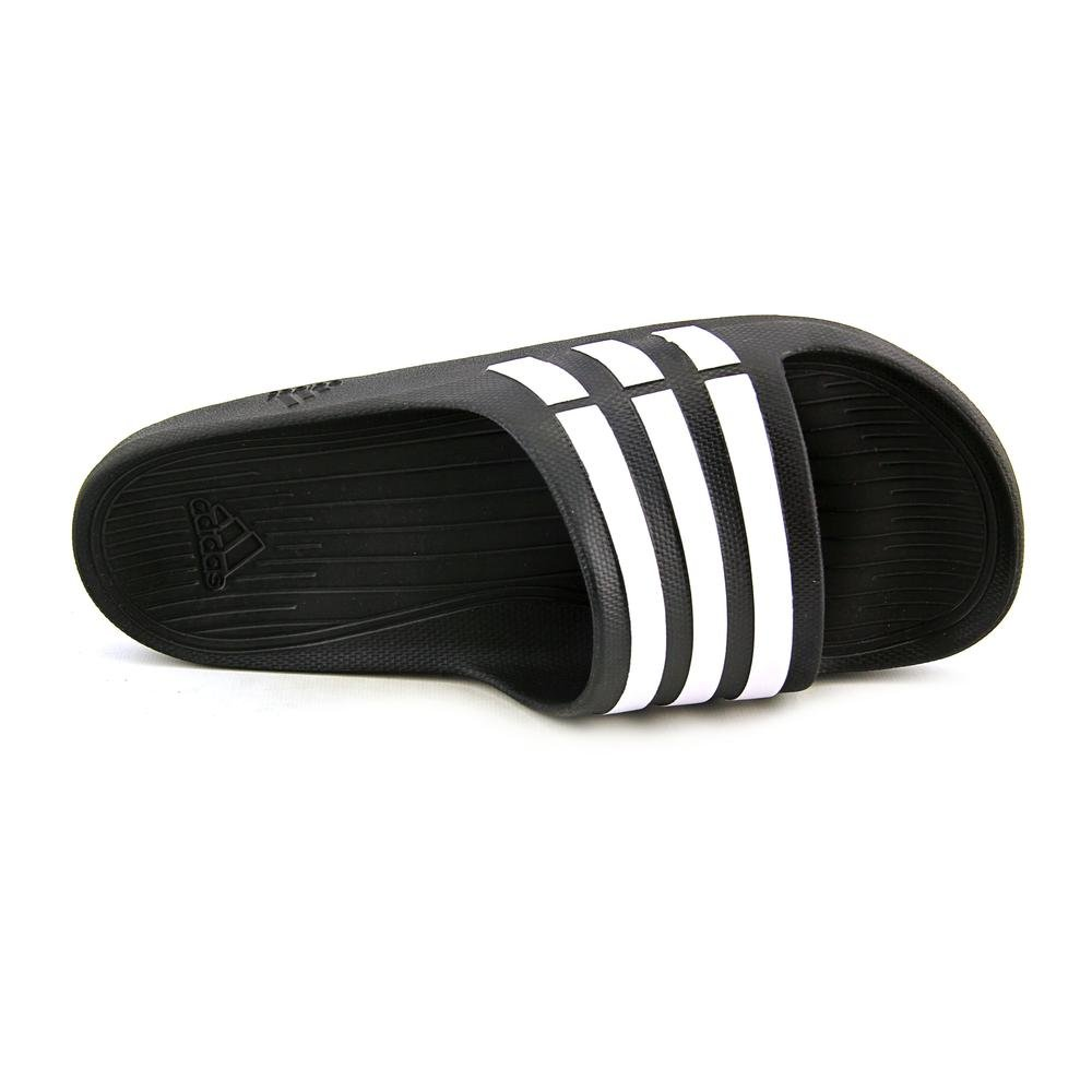 e1a69c7cabe Adidas Performance Adult Unisex Shower Lightweight Duramo Slide Sandal