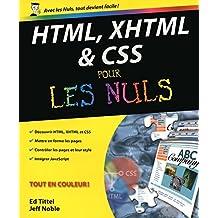 HTML, XHTML et les CSS Pour les nuls (French Edition)