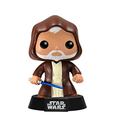 Funko POP Star Wars: Obi-Wan Action Figure: Funko Pop! Star Wars:: Toys & Games