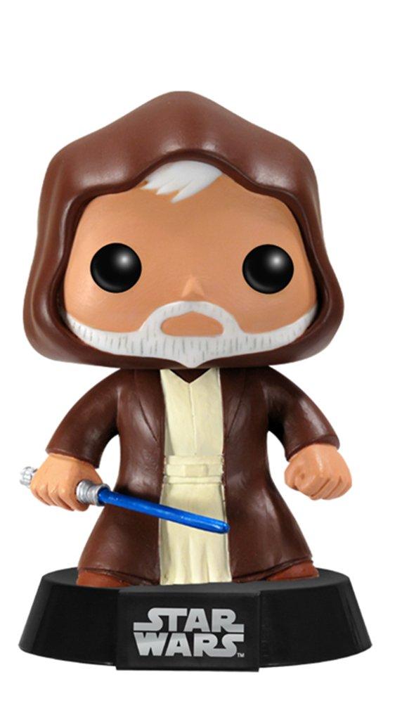 Funko Pop! Star  Wars - Obi Wan Kenobi con  capucha