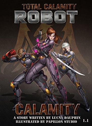Total Calamity Robot Book 1.1- - Studio 1.1