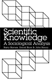 img - for Scientific Knowledge: A Sociological Analysis by Barry Barnes (1996-07-15) book / textbook / text book