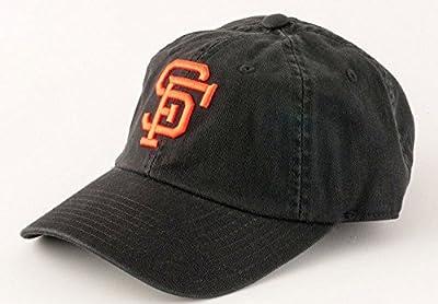 San Francisco Giants MLB Baseball Cap One Size Ballpark American Needle Black