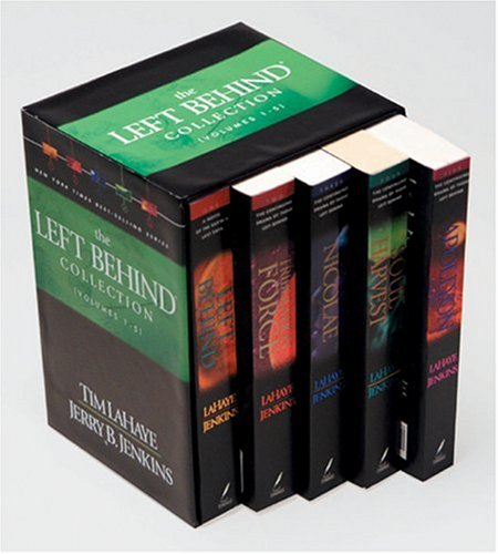 Pdf Spirituality Left Behind Collection: Boxed Set Volumes 1-5