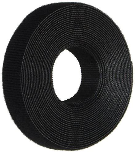 Panduit HLS-15R0 Tak-Ty Hook And Loop Cable Tie, Continuous Roll, 50lbs Min Tensile Strength, Variable Max Bundle Diameter, 0.750