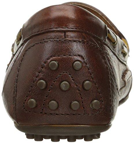 Deep Saddle Ralph Tan Polo Slip Men's Loafer on Lauren Wyndings T8xwSq04