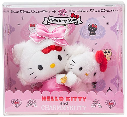 ([Hello Kitty]Charmmy Kitty plush 40th anniversary commemoration)