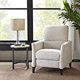 Madison Park Tenison Push Back Recliner Cream See Below