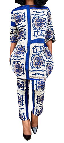 Ofenbuy Womens Casual African Pieces Review