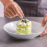 Y YHY 22 Ounces Porcelain Salad Pasta Bowls, Soup
