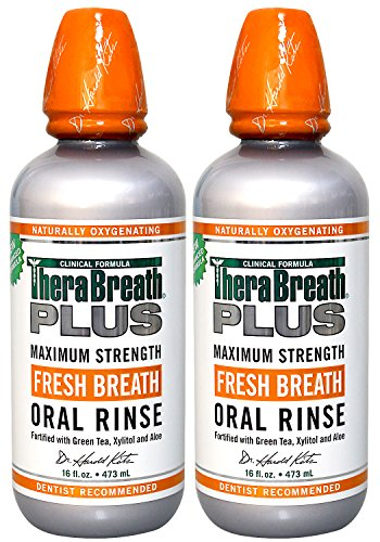 TheraBreath Plus Formula Fresh Extra 16