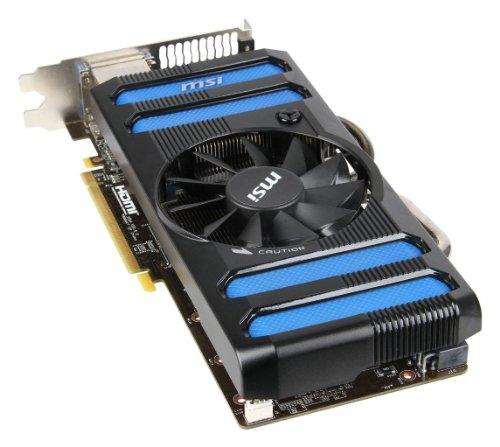 MSI N660TI-2GD5/OC GeForce GTX 660 Ti 2GB GDDR5 - Tarjeta ...